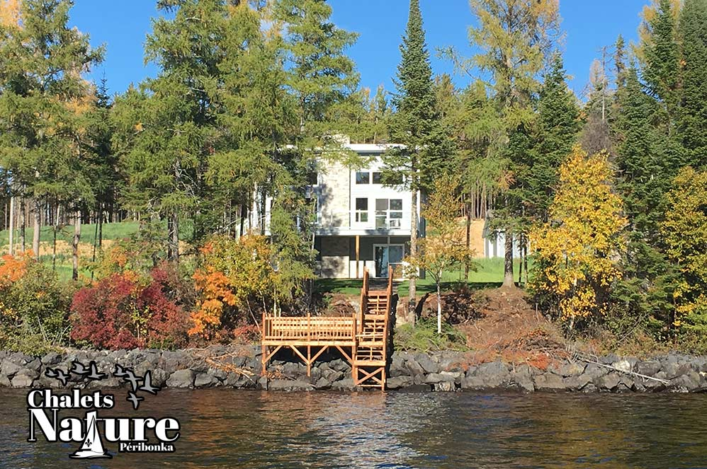 Location Chalet Nature Lac-St-Jean